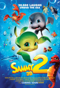 Sammy 2: Escape From Paradise